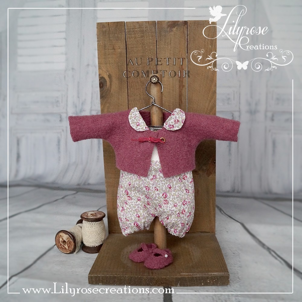 Tenue barboteuse Prototype Wee Mouse