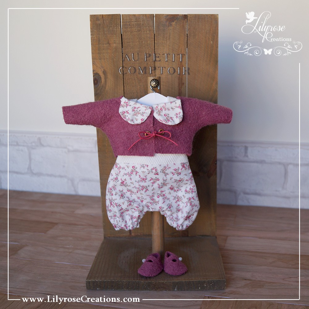 Tenue barboteuse Prototype Wee Mouse N°2