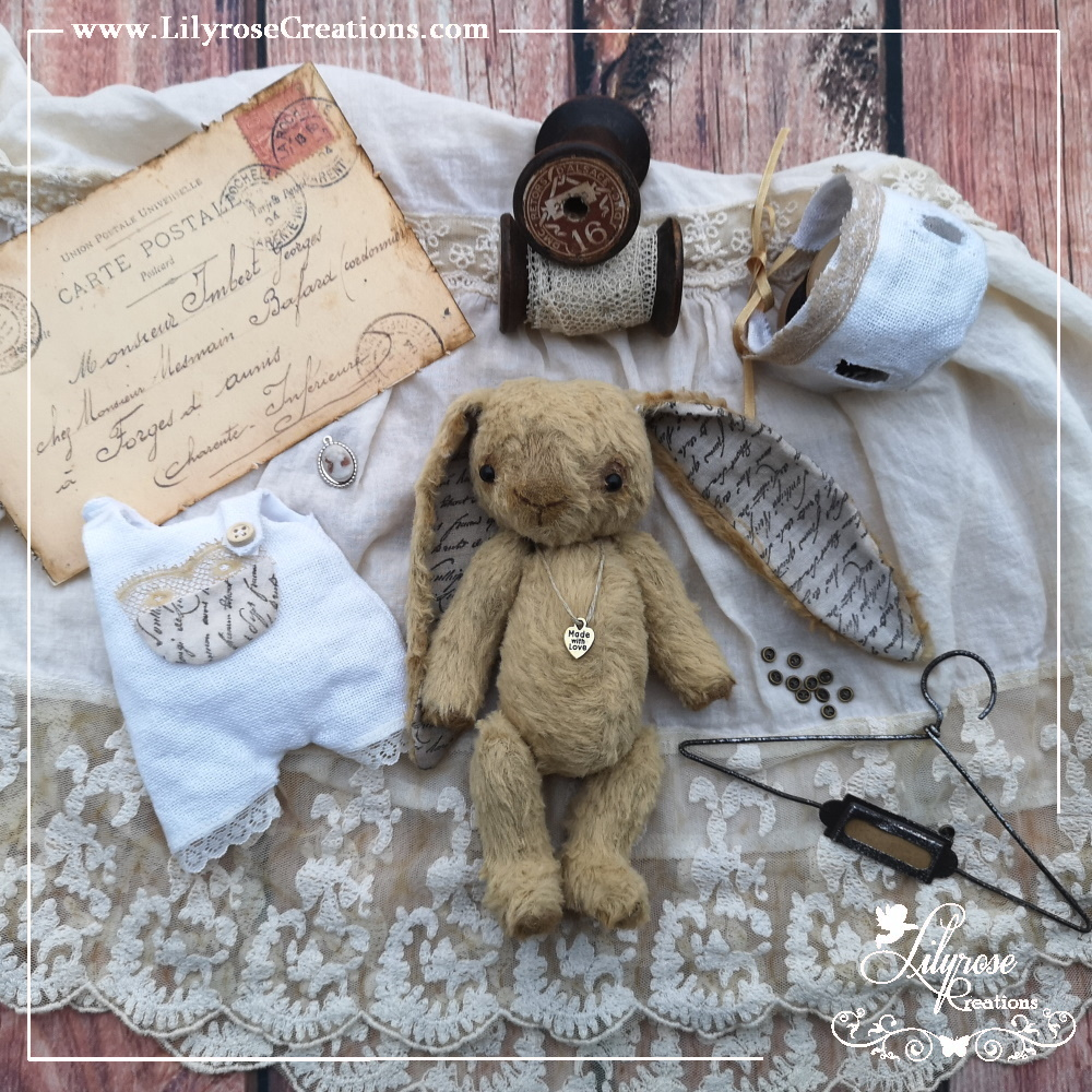 Lapin vintage Terry (15-04A1)